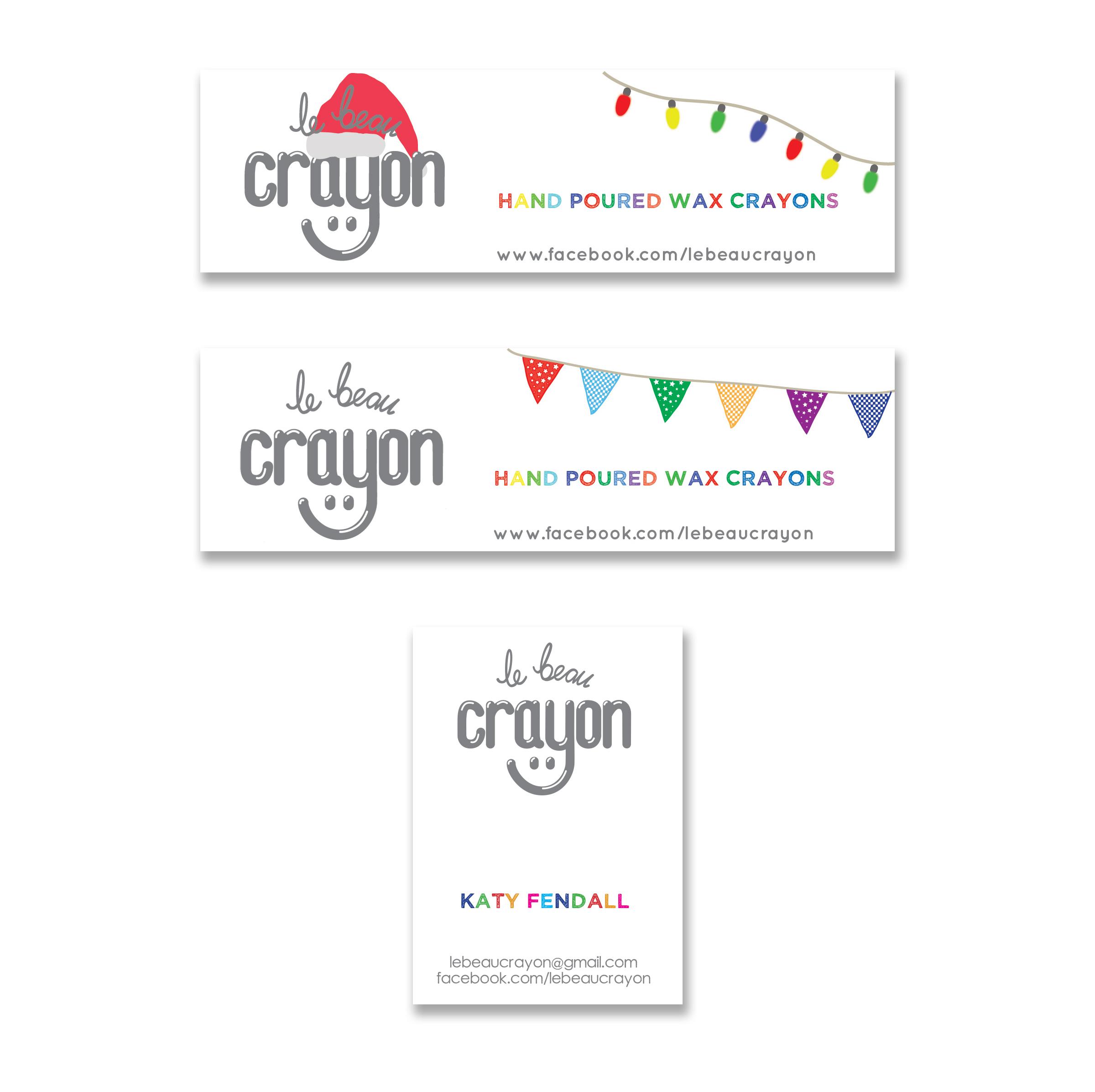 Katy Fendall Design - Le Beau Crayon